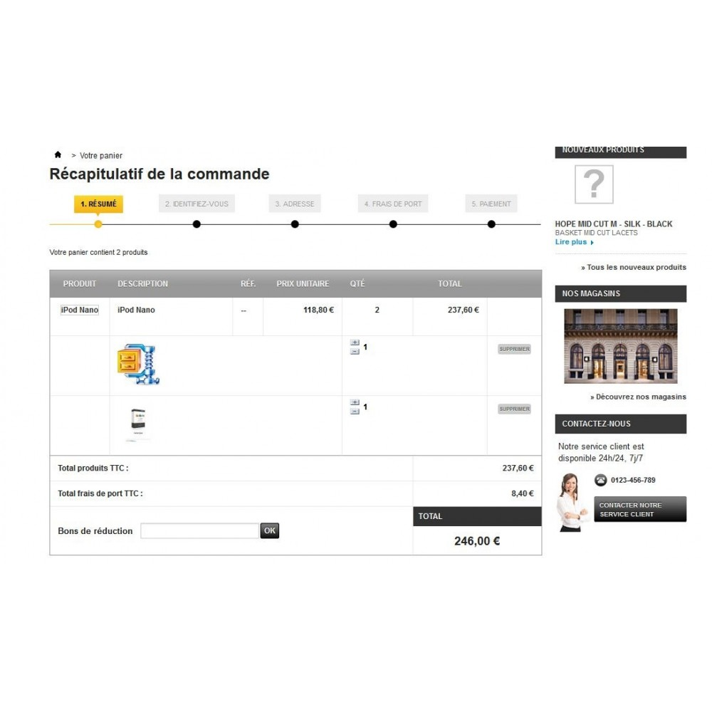 module - Diversificação & Personalização de Produtos - Upload pdf and zip on the product pages - 1