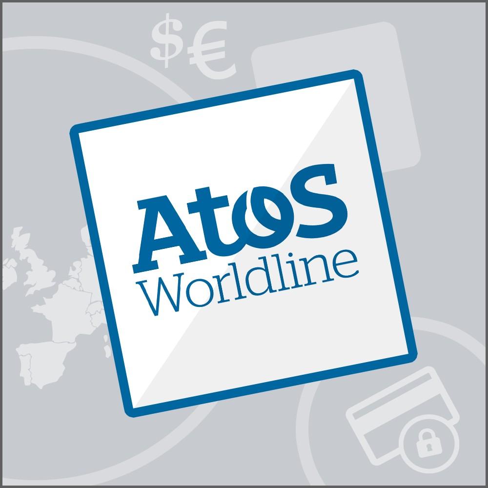 module - Оплата банковской картой или с помощью электронного кошелька - Sips 1.0 - Worldline Atos (1.5, 1.6 & 1.7) - 1