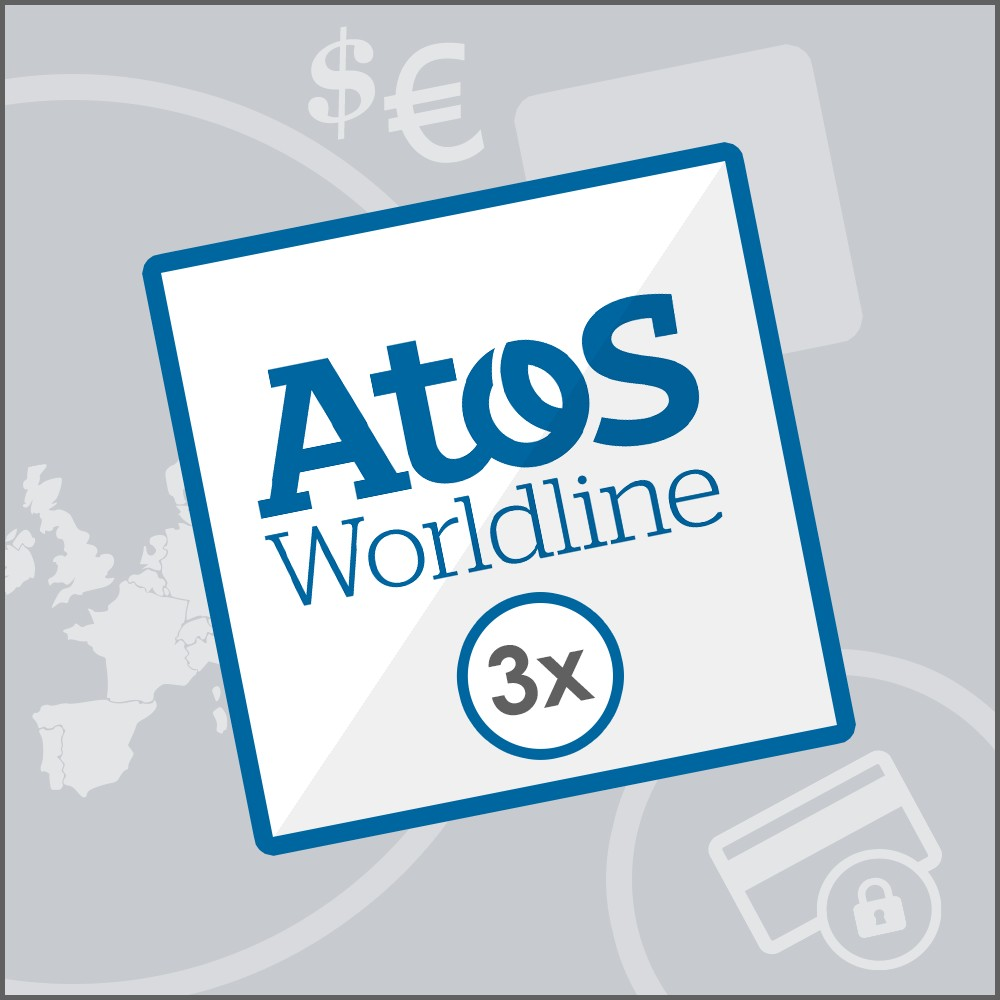 module - Payment by Card or Wallet - Sips 3x Atos Worldline - 1