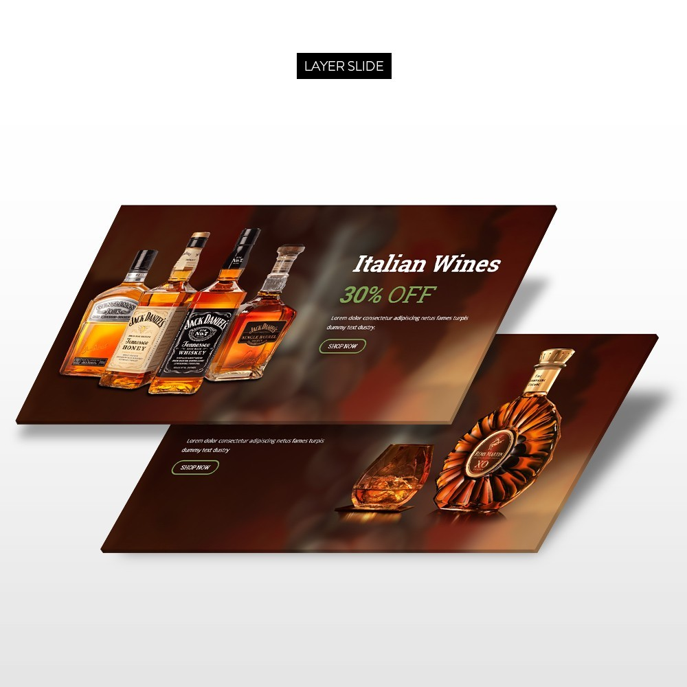 theme - Drink & Wine - Leo Wine Store - 6