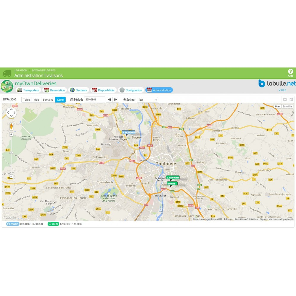 module - Kurierzy - myOwnDeliveries v3 - 22