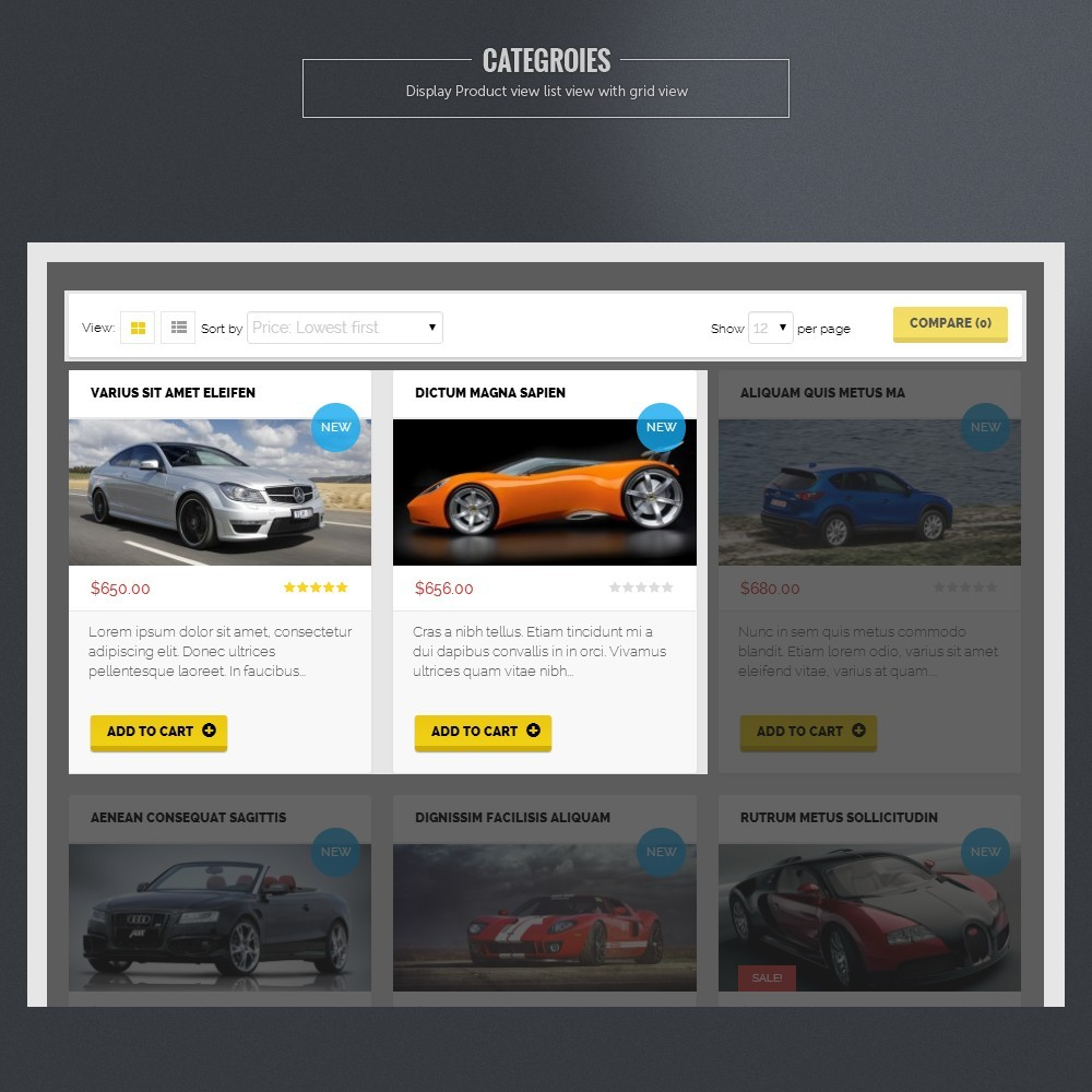 theme - Auto's & Motoren - Super Car - 3