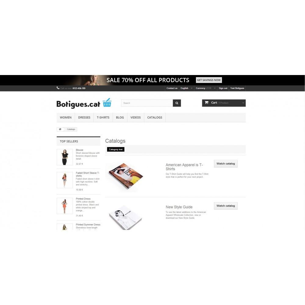 module - Personalización de la página - Manager de Documentos - 1