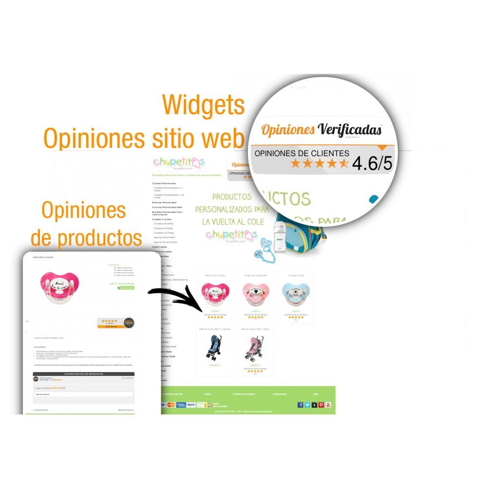 module - Comentarios de clientes - Opiniones Verificadas - 3