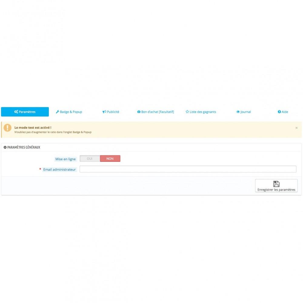 module - Jeux-concours - Chasse au trésor / FindClover - 3