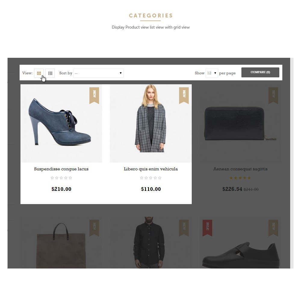 theme - Mode & Schoenen - Fashion Shop - 2