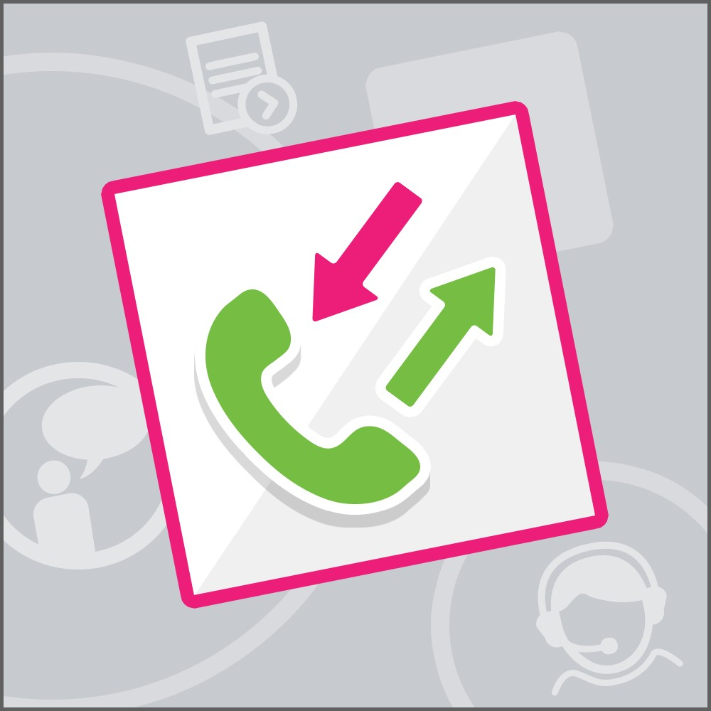 module - Ondersteuning & Online chat - Call Back - 1