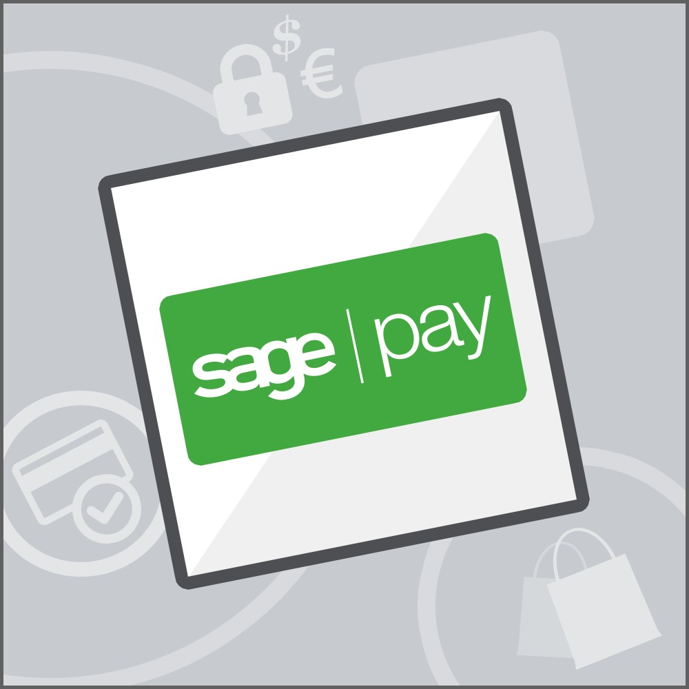 module - Payment by Card or Wallet - Sage Pay Go - 1
