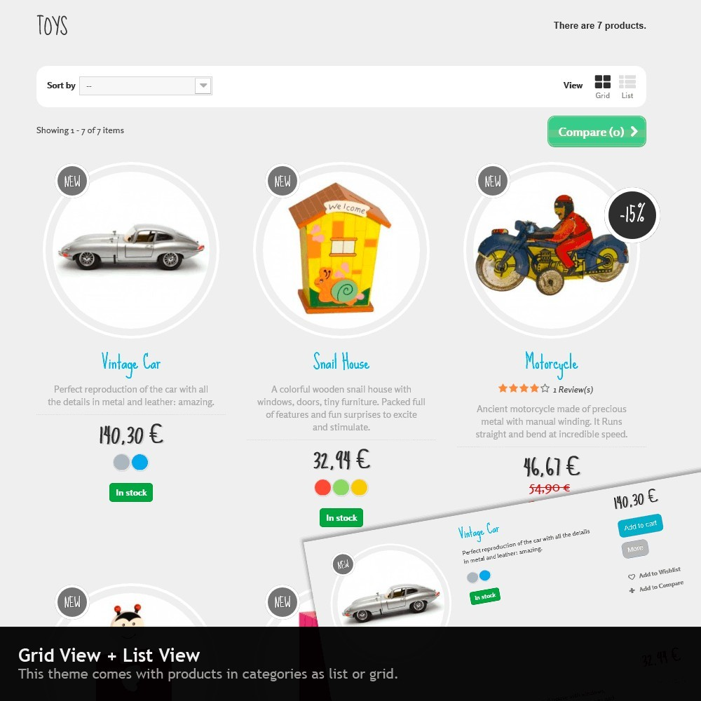 theme - Kids & Toys - Tender Responsive - 4