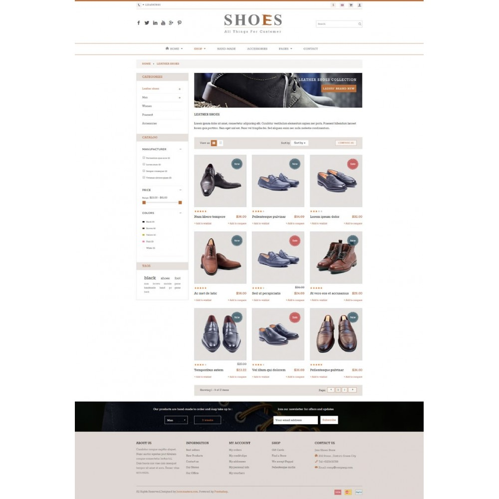 theme - Mode & Schuhe - JMS Shoes - 4