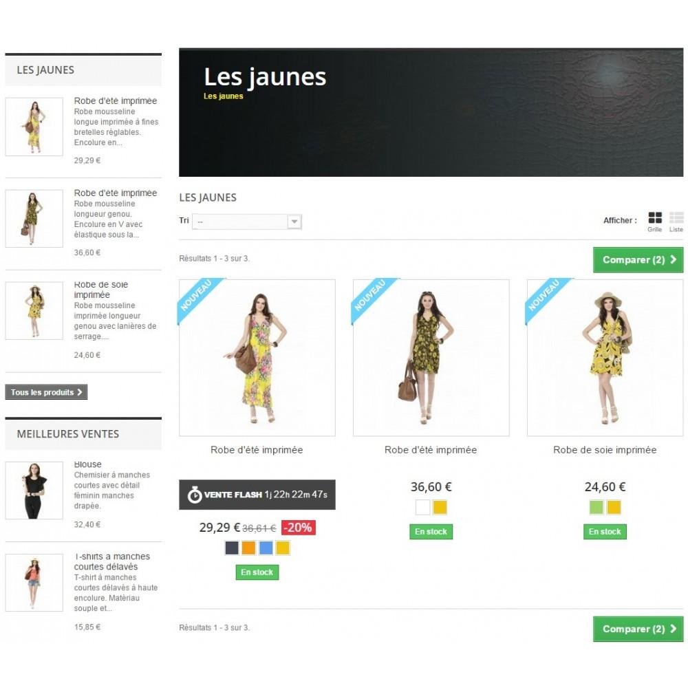 module - Blocs, Onglets & Bannières - Générateur d'étiquettes Avancé - 1