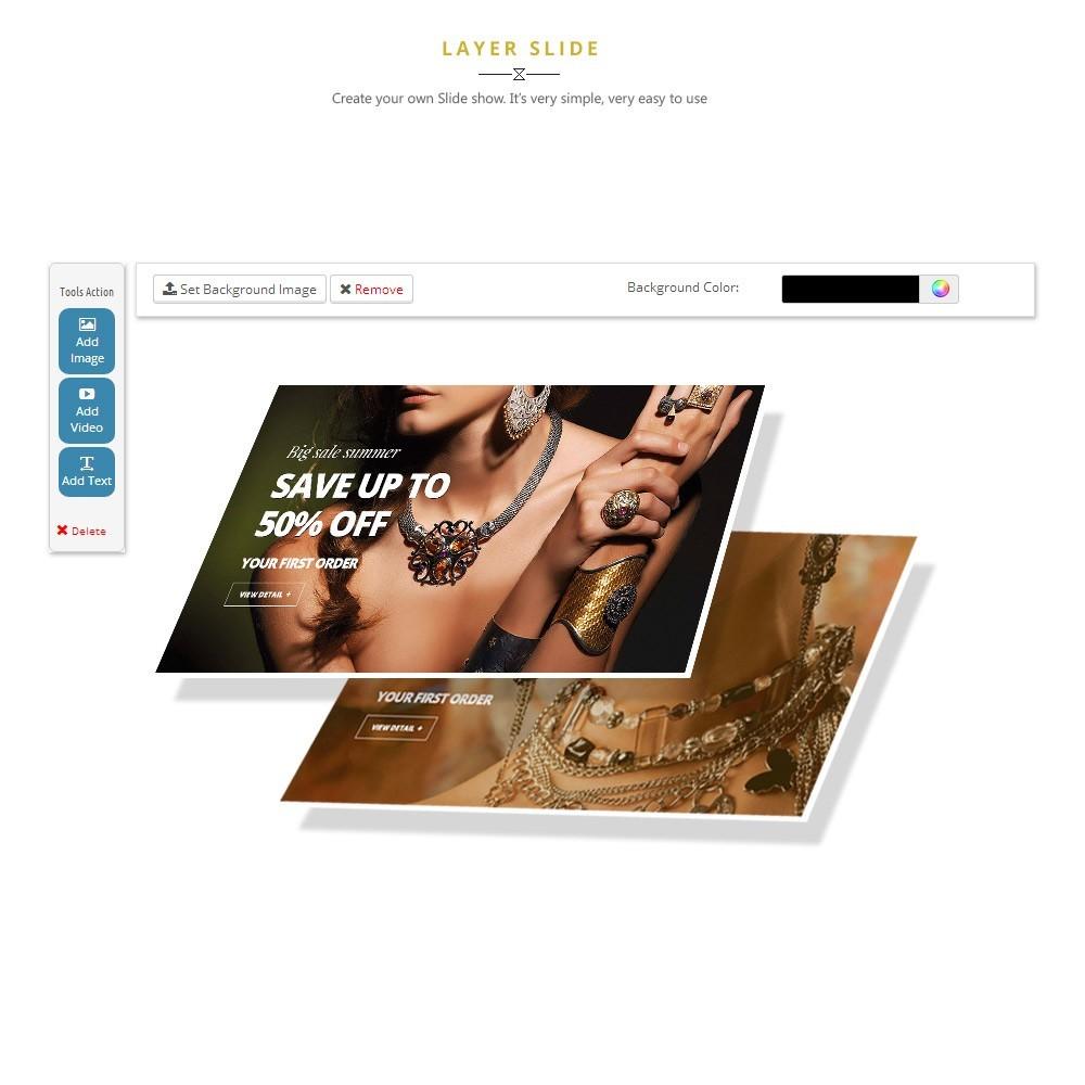 theme - Bellezza & Gioielli - Leo Express Jewelry - 2