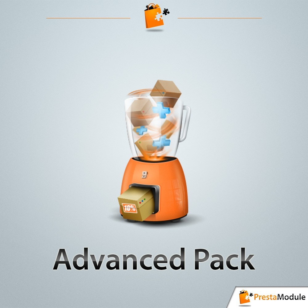 module - Ventas cruzadas y Packs de productos - Advanced Pack 5 - 1