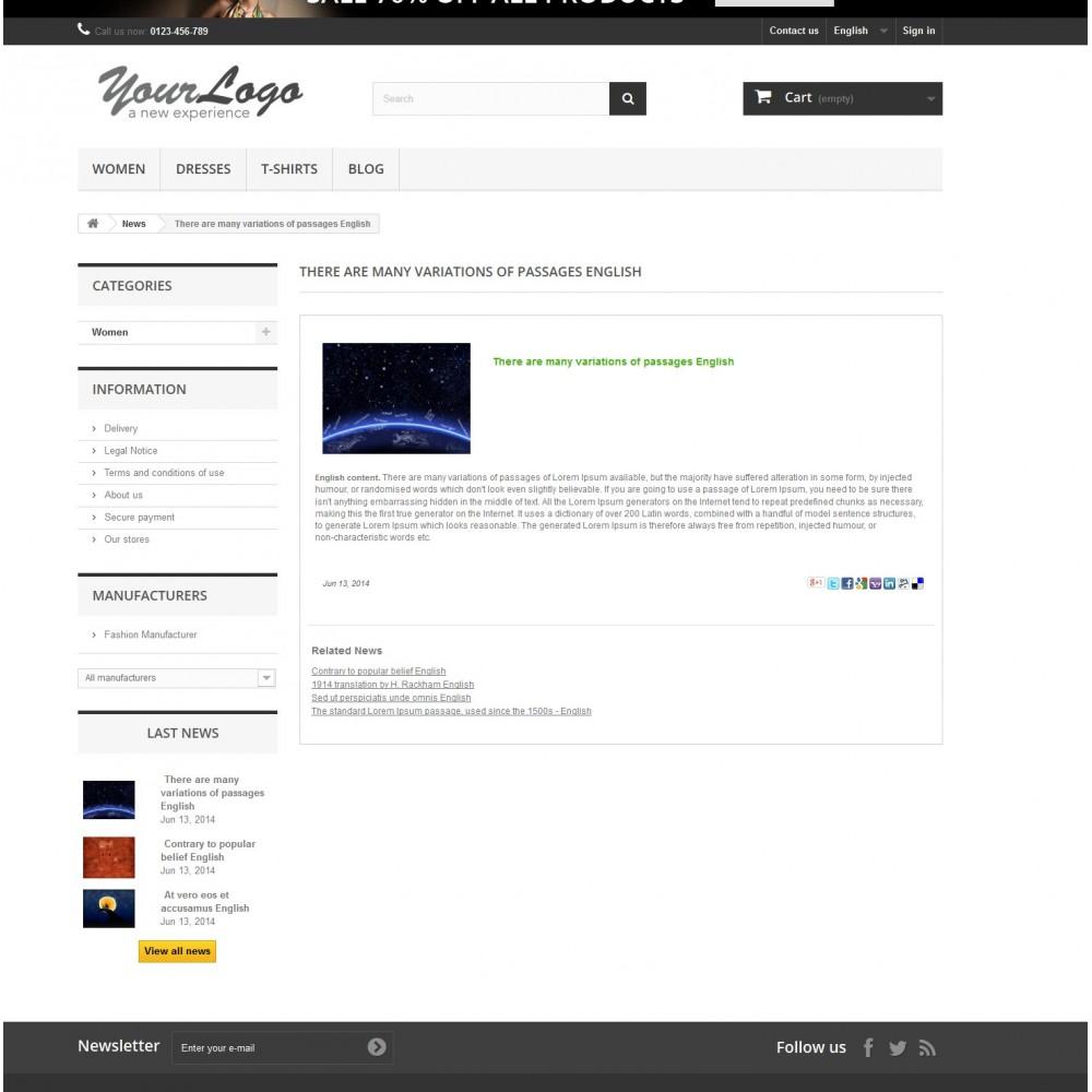 module - Blog, Forum & News - News - 2