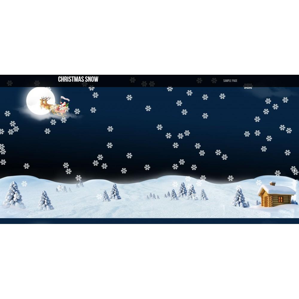 module - Personalizacja strony - Snow Christmas - 3