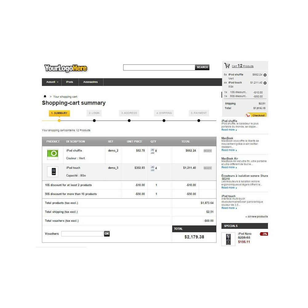 module - Promoções & Brindes - Promo Quantity Filter - 3