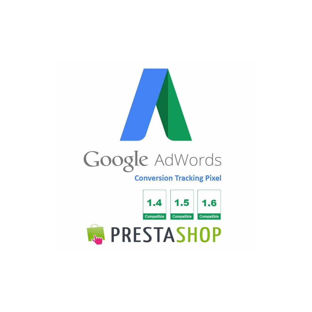 module - Análises & Estatísticas - Google AdWords Conversion Measurement (Tracking Pixel) - 1