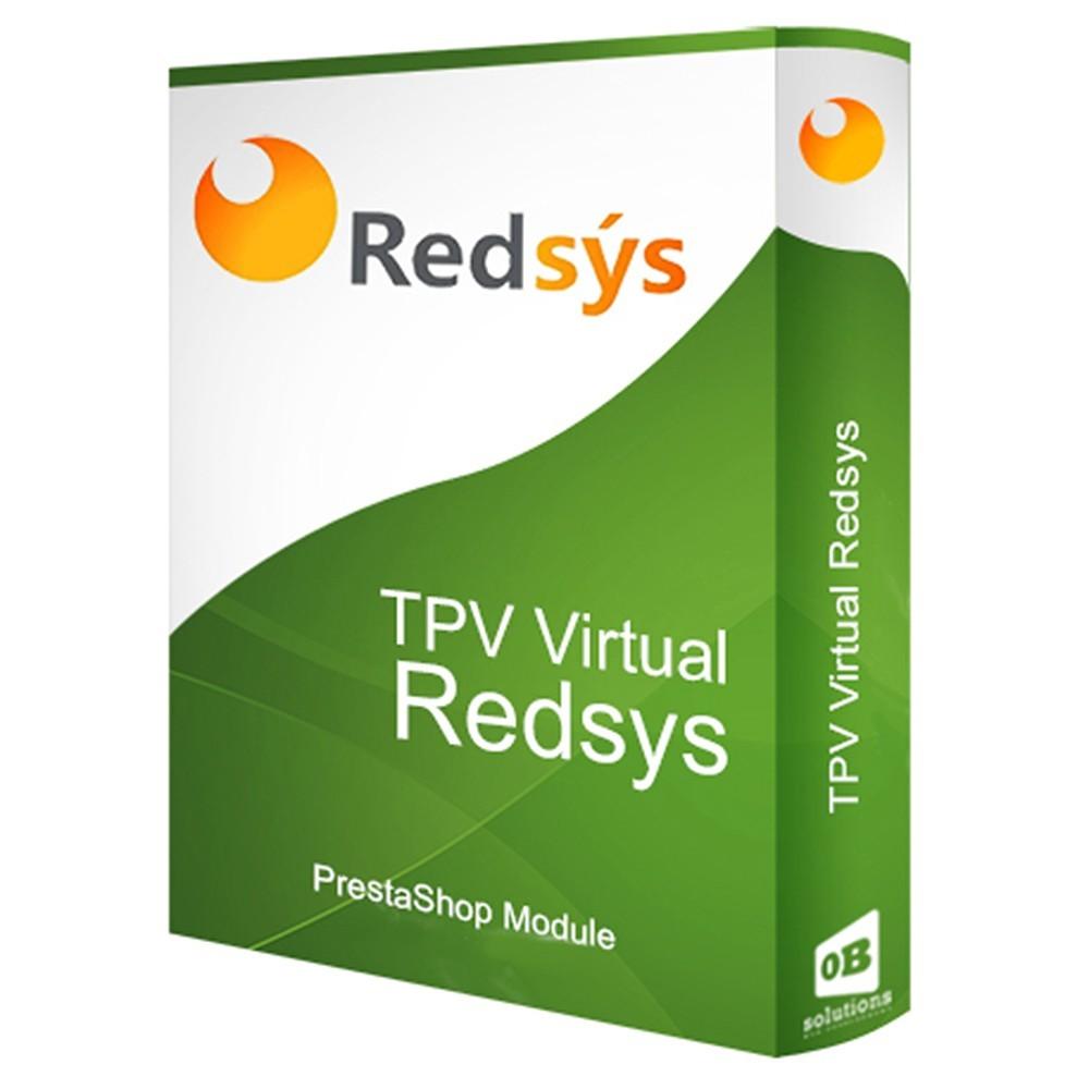 module - Pagamento por cartão ou por carteira - REDSYS COMPLETE POS (Refunds + Pay with mobile: Bizum) - 1