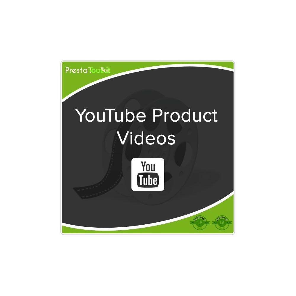 module - Wideo & Muzyka - Youtube Product Videos - 1