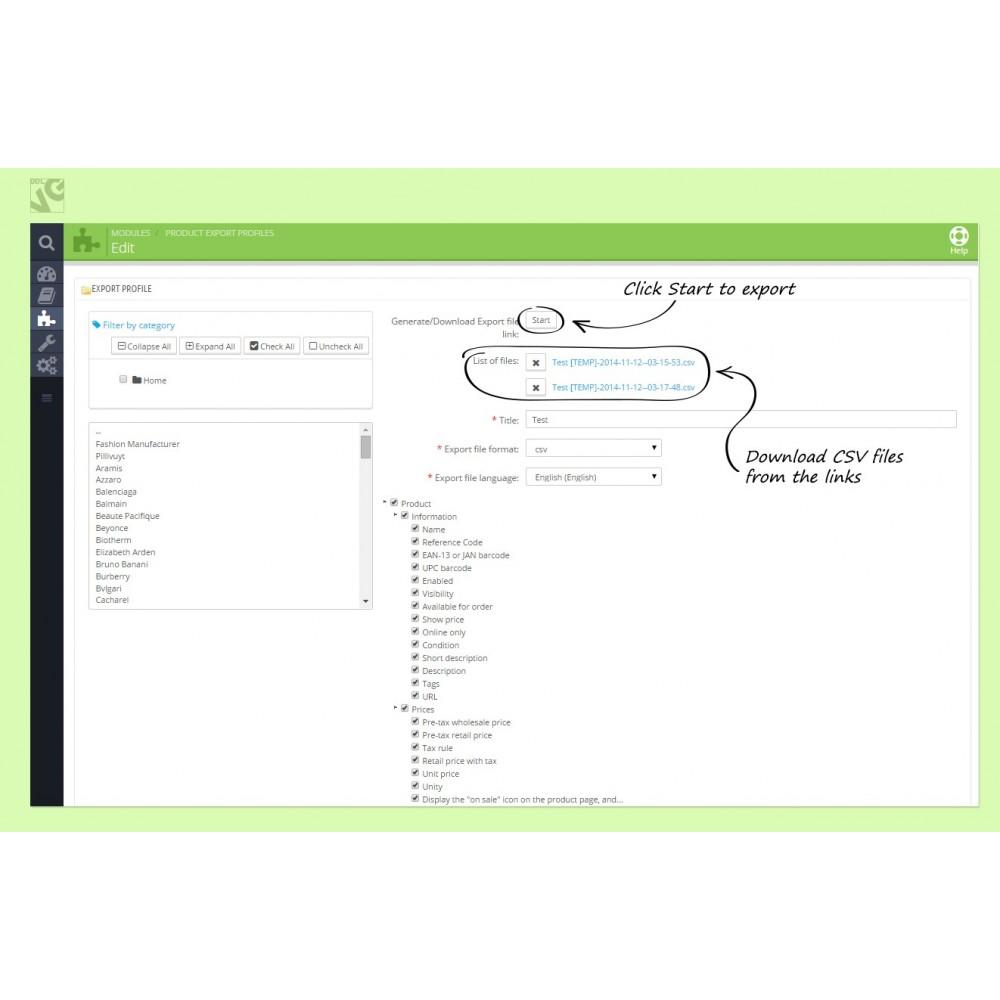 bundle - Текущие специальные предложения – Экономьте деньги! - Administrator's Pack: Ajax Product Import and Export - 4