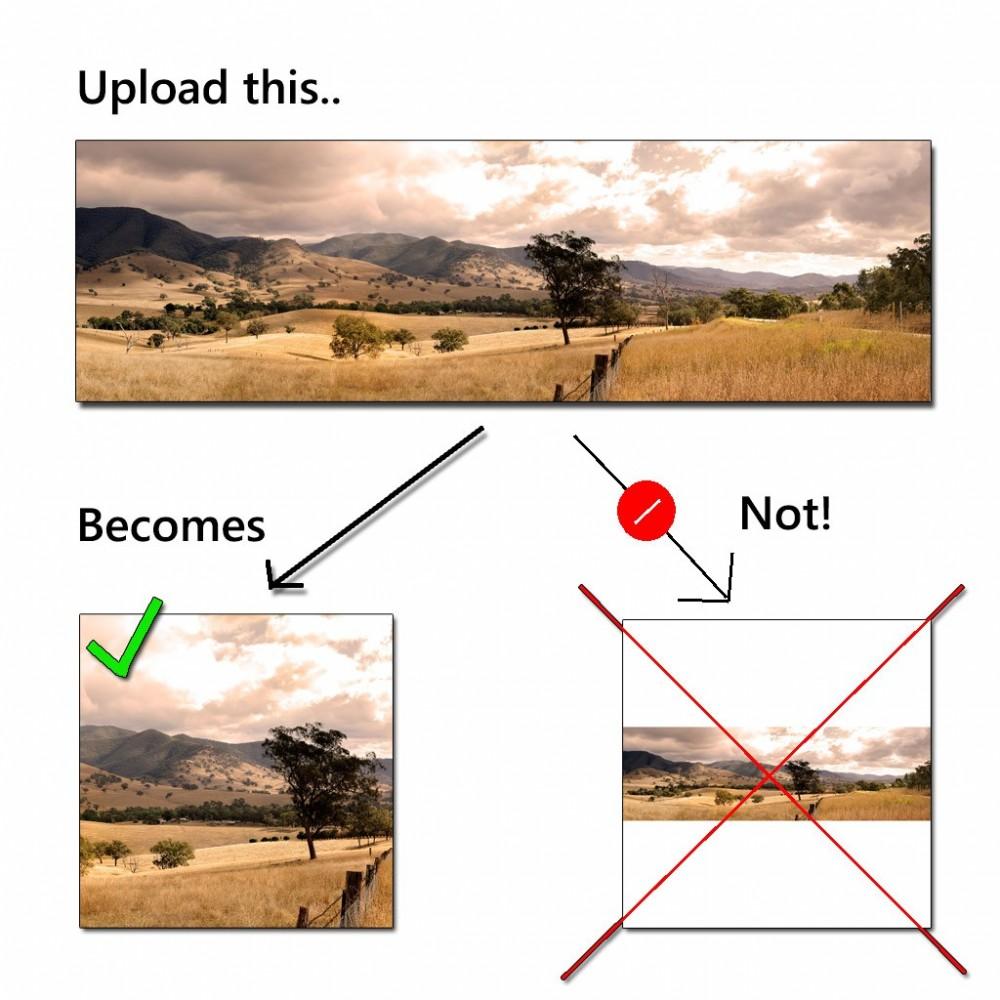 module - Pokaz produktów - Image Crop - 1