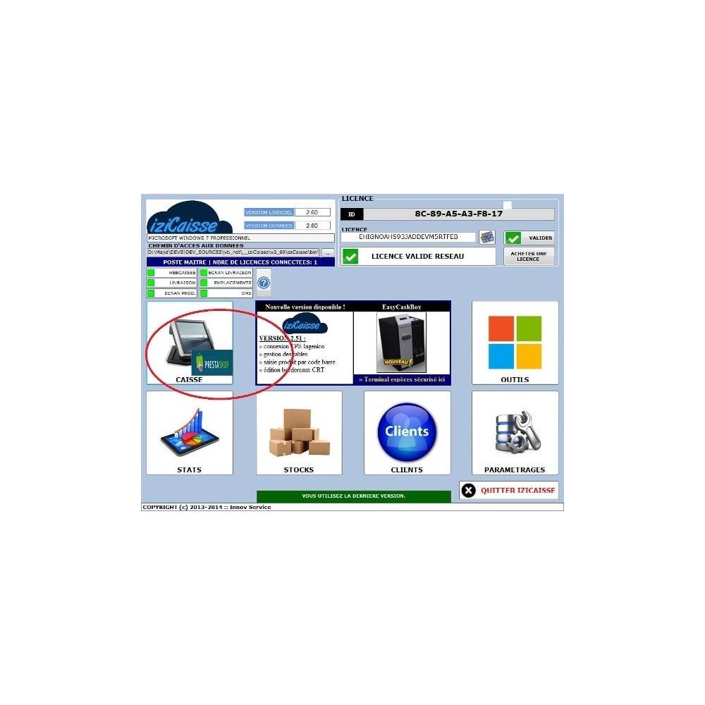 module - Logiciel de caisse (POS) - iziCaisse Sync - 4