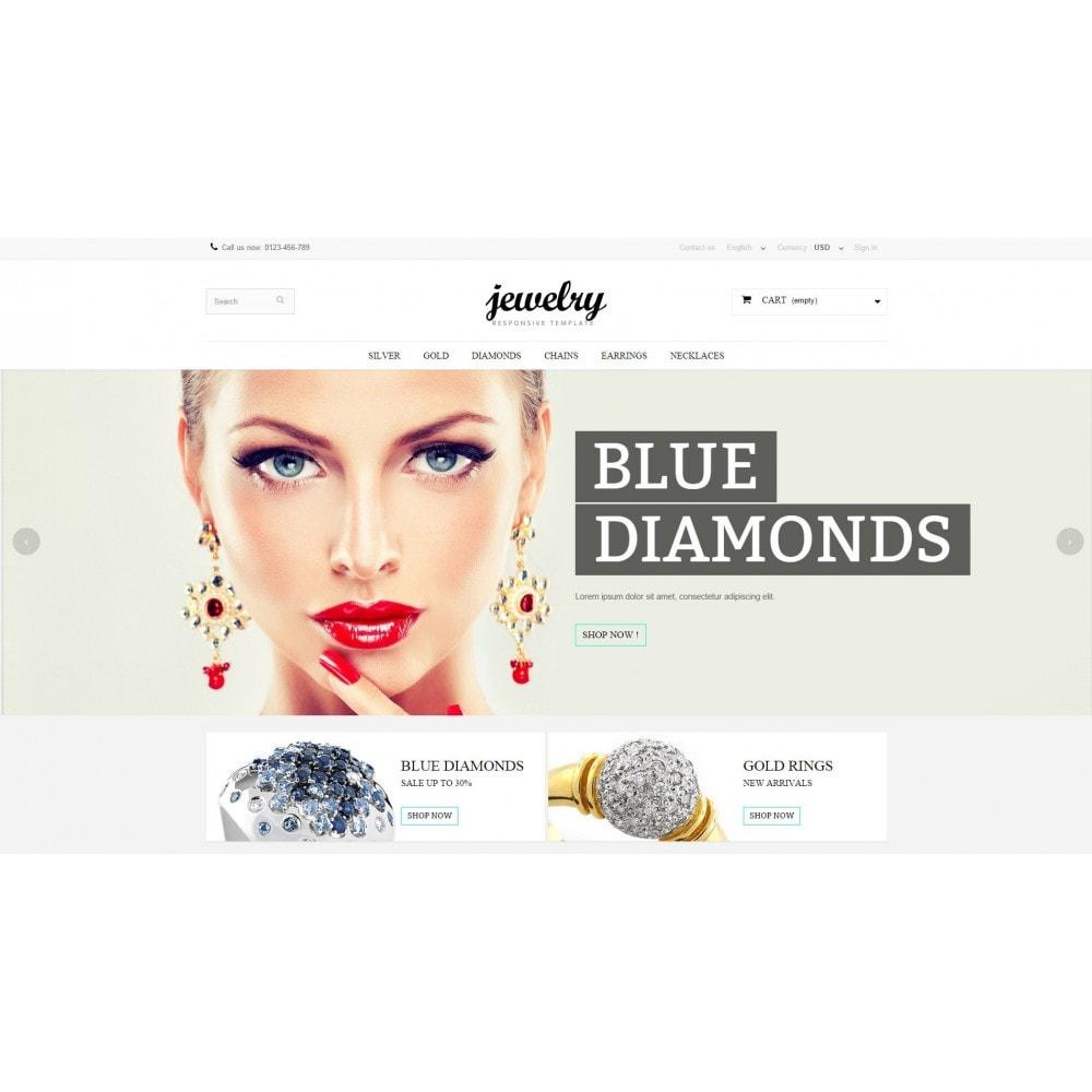 theme - Sieraden & Accessoires - Jewelry Prestashop 1.6 Responsive - 3