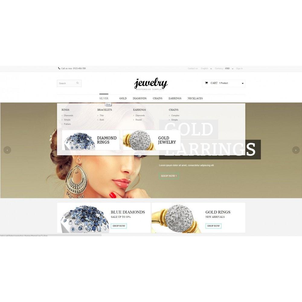 theme - Sieraden & Accessoires - Jewelry Prestashop 1.6 Responsive - 5