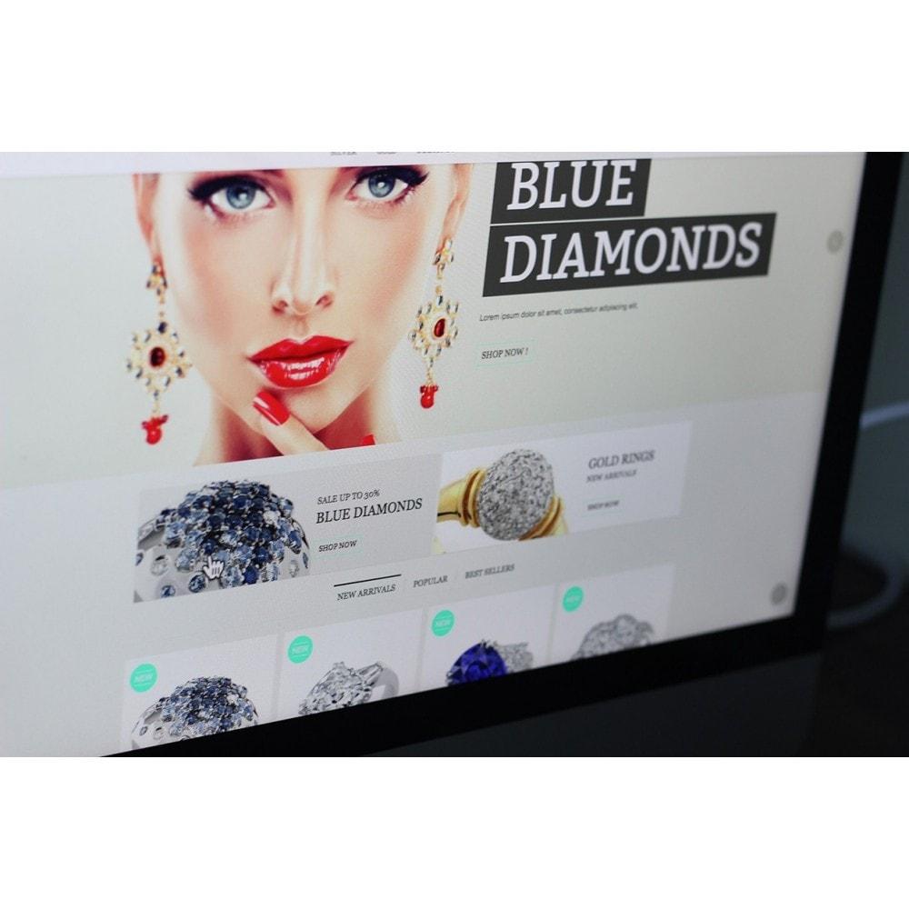 theme - Ювелирные изделия и Аксессуары - Jewelry Prestashop 1.6 Responsive - 14