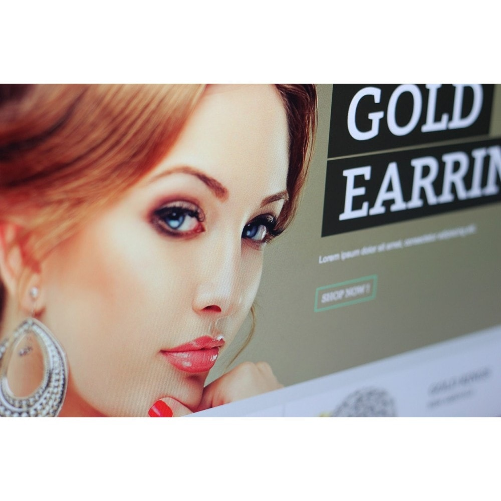theme - Sieraden & Accessoires - Jewelry Prestashop 1.6 Responsive - 15