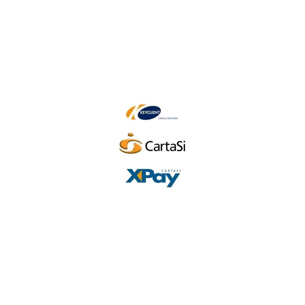 module - Pagamento con Carta di Credito o Wallet - Cartasi Quipago X-pay Keyclient - 6