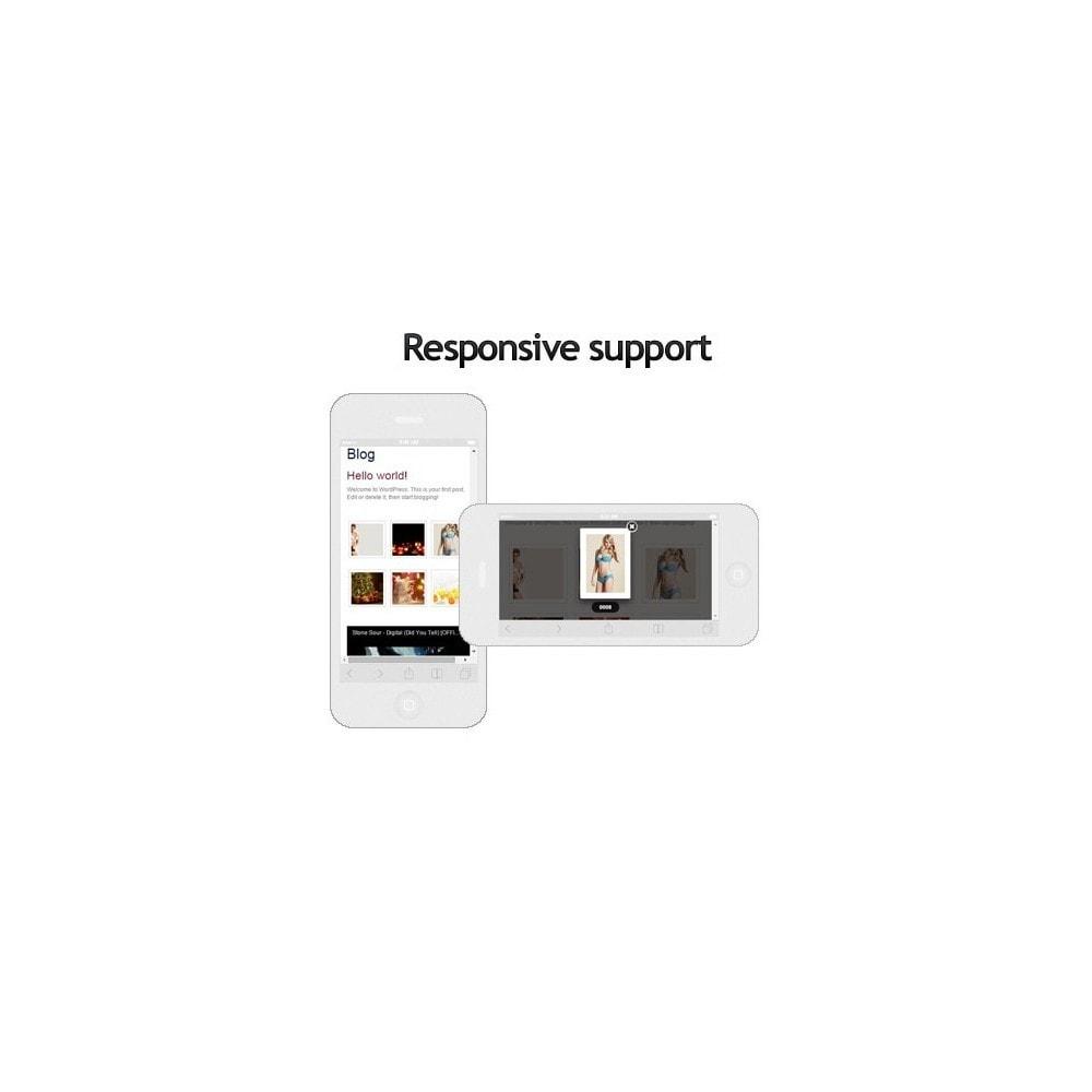 module - Blog, Forum & Actualités - Wpress - Wordpress in Prestashop - 8