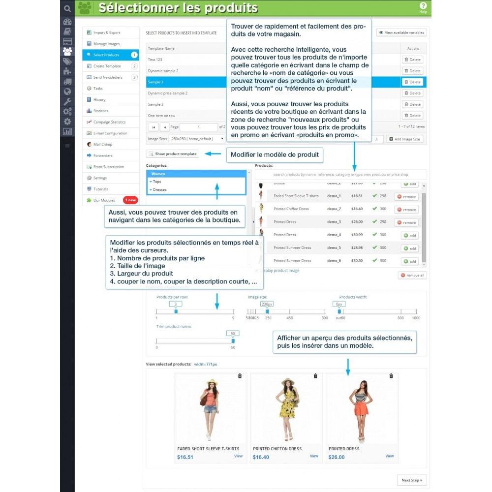 module - Newsletter & SMS - Newsletter Pro - 4