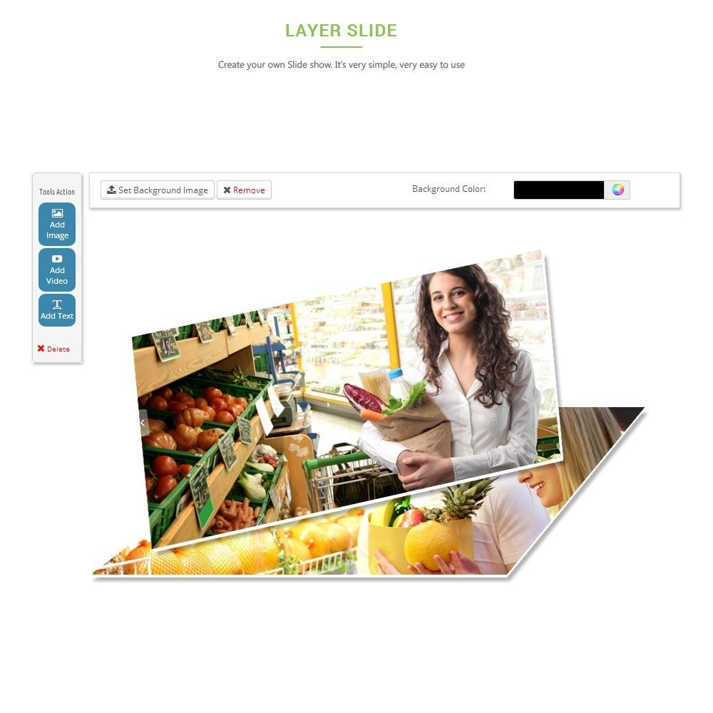 theme - Alimentation & Restauration - Leo Fresh Store - 2