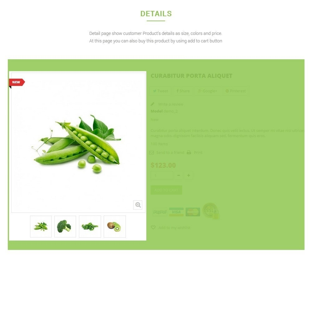 theme - Продовольствие и рестораны - Leo Fresh Store - Food, Vegetables, Fresh market - 4