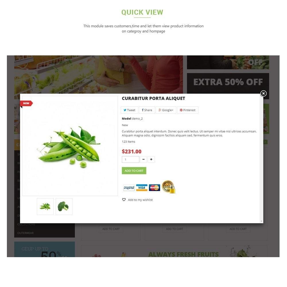 theme - Żywność & Restauracje - Leo Fresh Market - 6