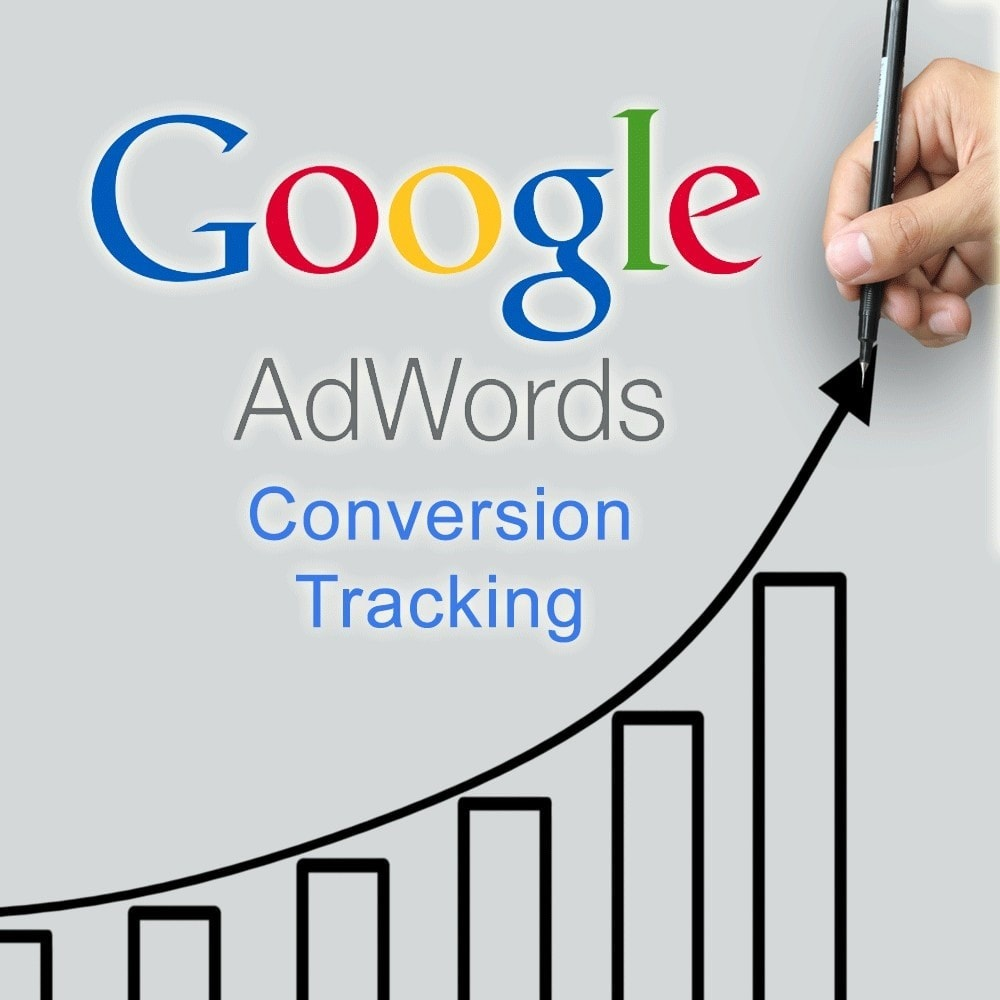 module - Remarketing & Paniers Abandonnés - Google Adwords Conversion Tracking - Smart Modules - 1