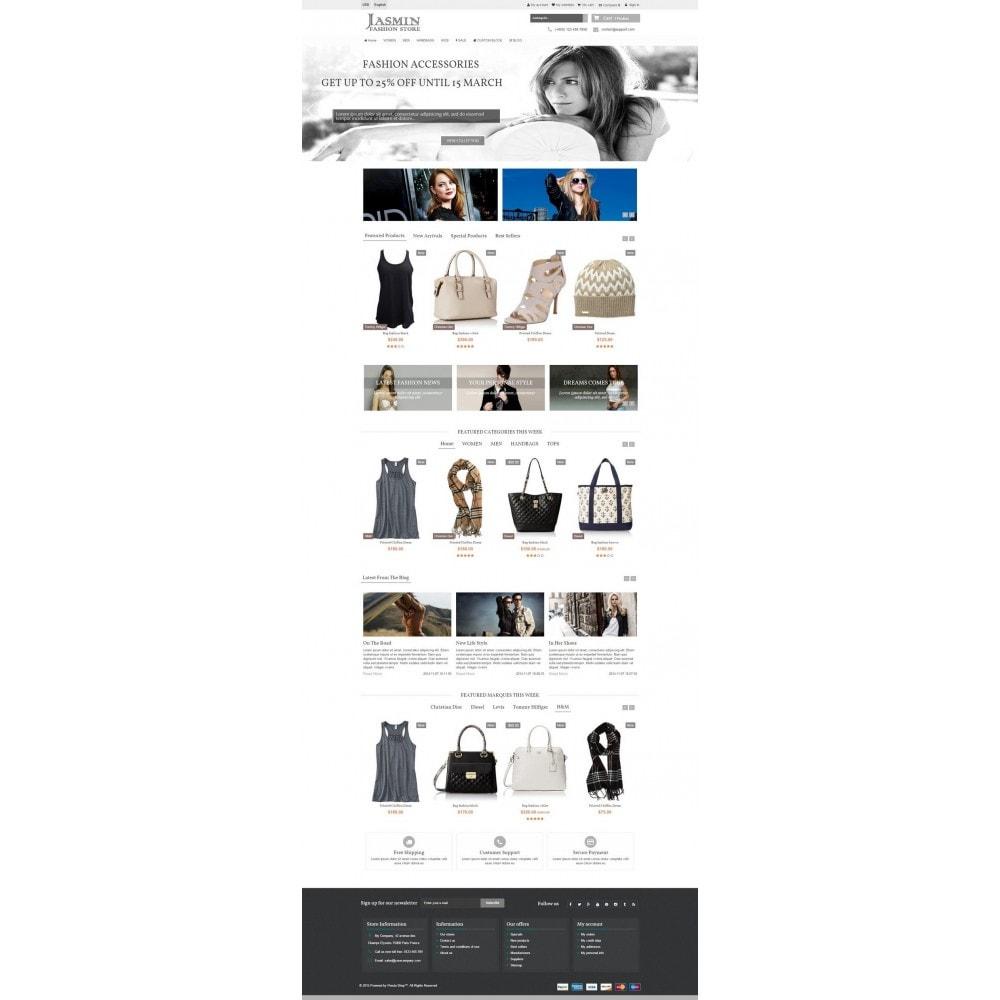 theme - Mode & Chaussures - Jasmin Responsive 1.6 - 3