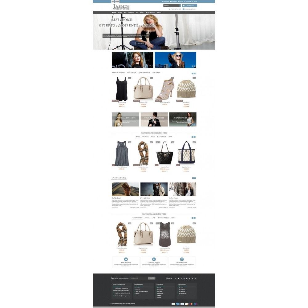 theme - Mode & Chaussures - Jasmin Responsive 1.6 - 4