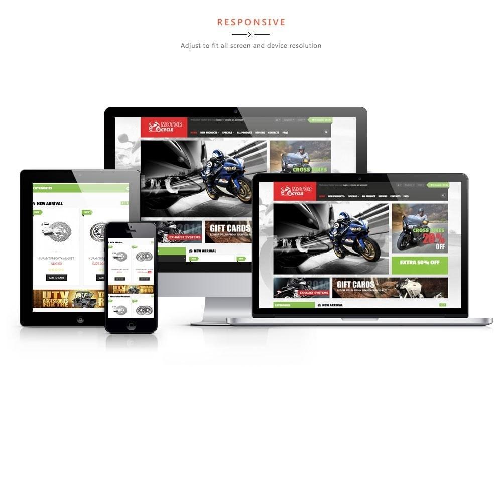 theme - Sport, Attività & Viaggi - Leo Motorcycle Store - 1
