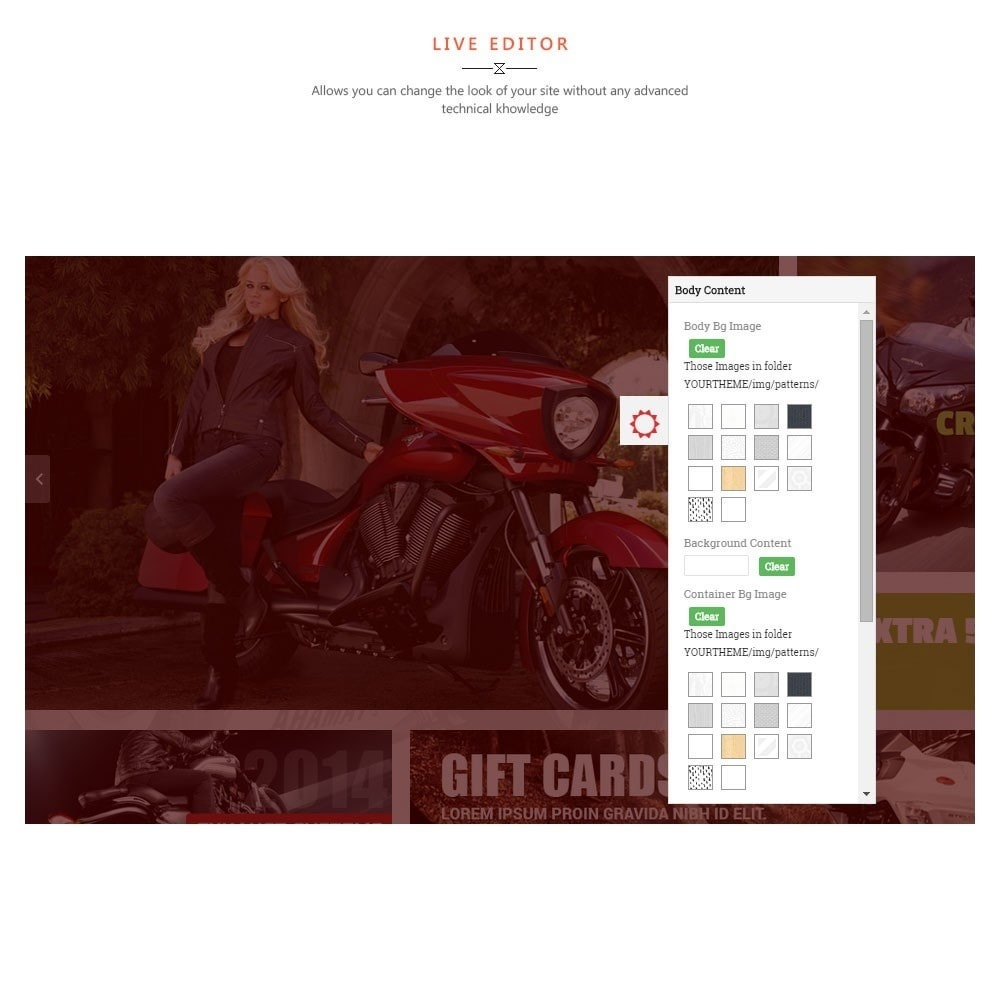 theme - Sport, Loisirs & Voyage - Leo Motorcycle Store - 7