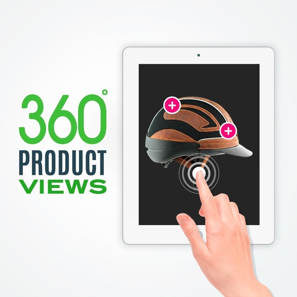 module - Visual dos produtos - WebRotate 360 Product Viewer PRO - 1