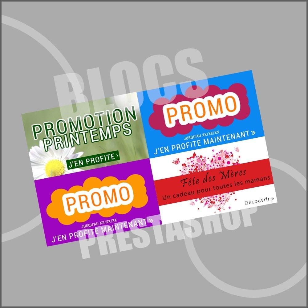 other - Visuels pour Promotions - 10 Visuels promo - Printemps - 3