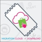 Migration Ticket PrestaShop Cloud to PrestaShop Download