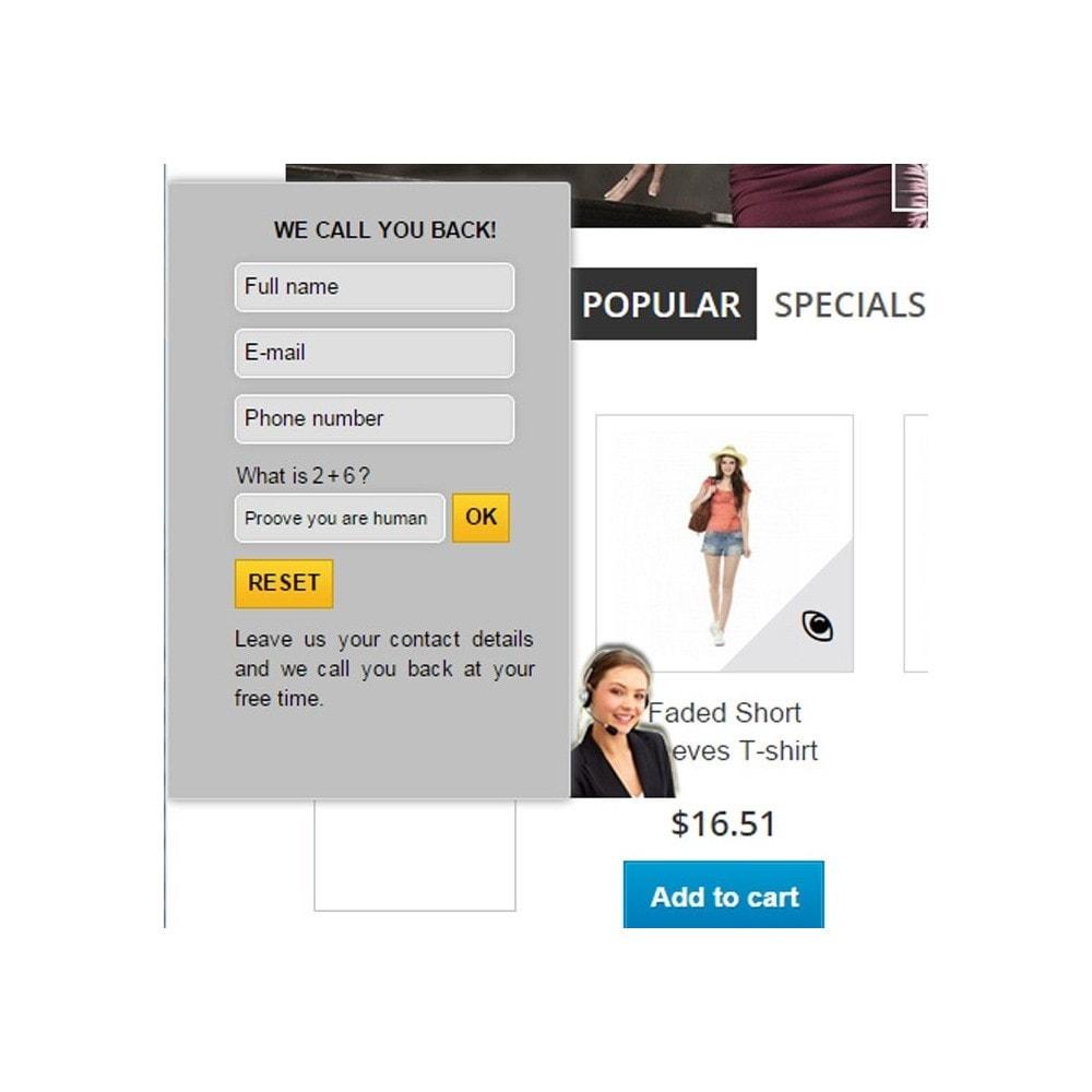 module - Asistencia & Chat online - Te llamamos de vuelta - 2