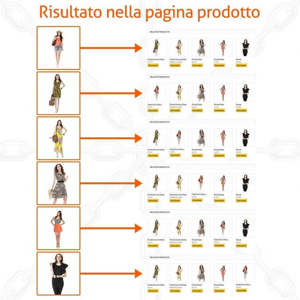 module - Cross-selling & Product Bundle - Fast and Easy Prodotti Correlati - 5