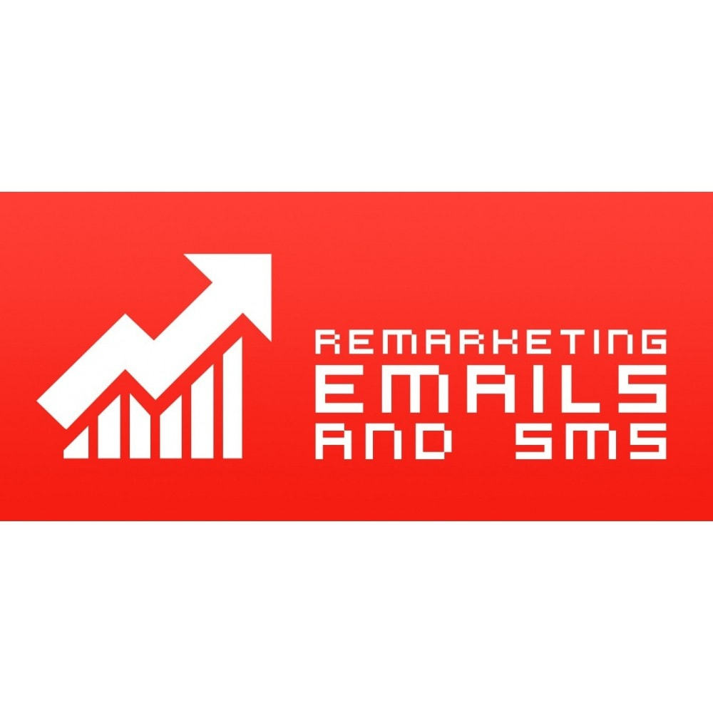 module - Remarketing & Shopping Cart Abandonment - Remarketing Emails and SMS - 1