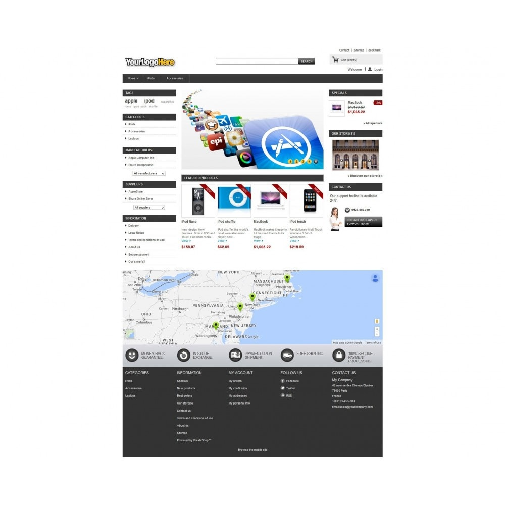 module - International & Localization - Google Map (Api v.3) - 7