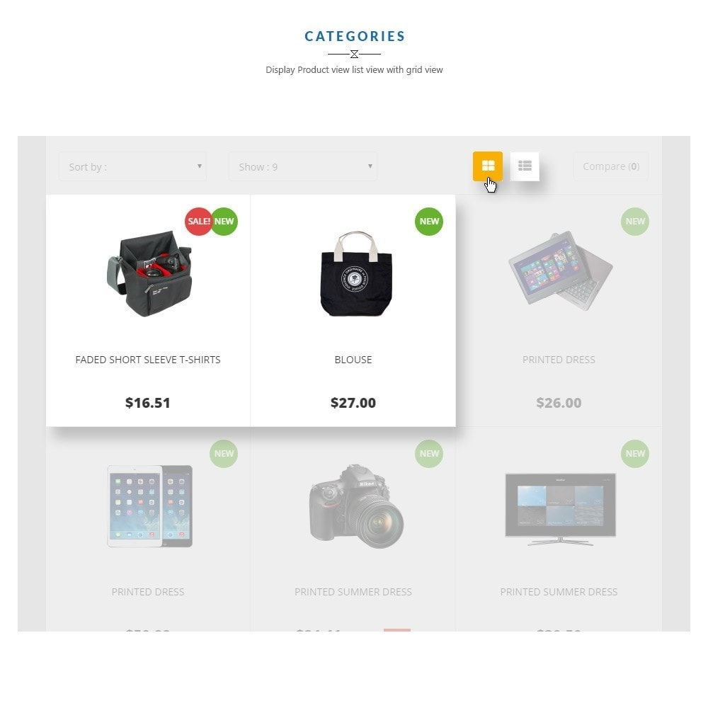 theme - Electronique & High Tech - Leo Deal Store - 3