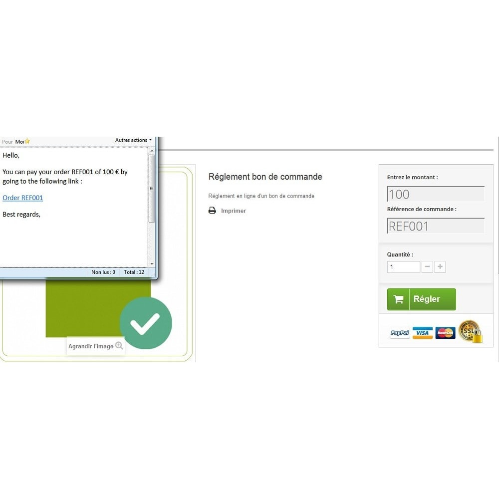 module - Gerenciamento de pedidos - Custom order - 3